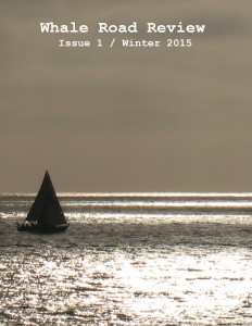Issue 1 Cover - Sailboat - White text